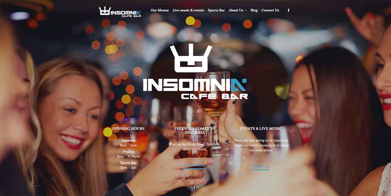 Insomnia Café & Bar, Polis Chrysochous