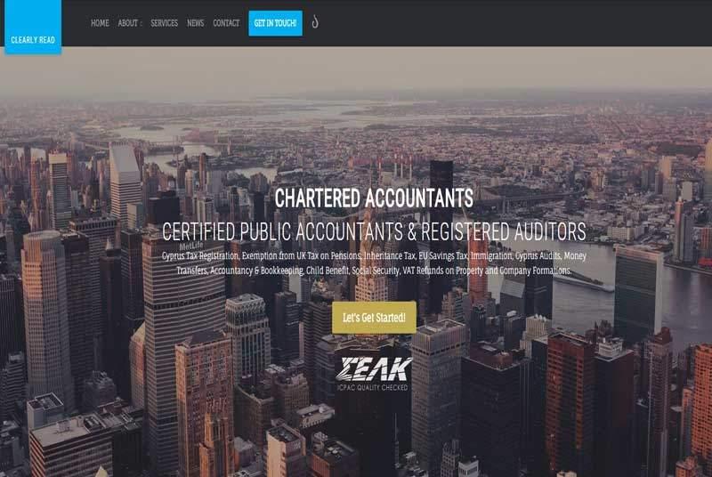 fast website turnaround from gecko, cyprus website design