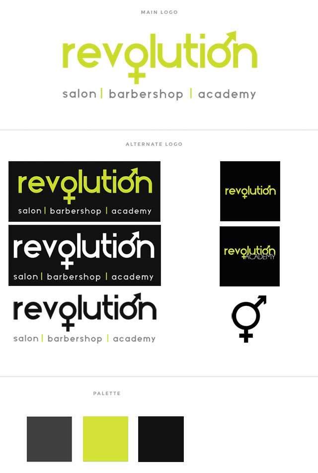 Small Business Website Brand Board | Gecko Design, Cyprus