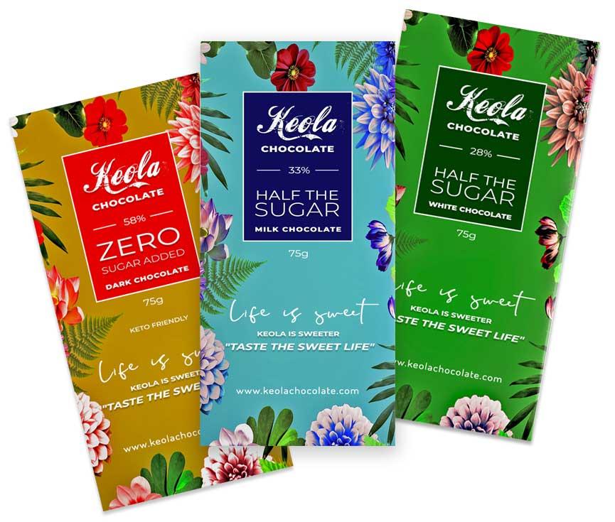 Keola Chocolate | Branding & Packaging by Gecko Design