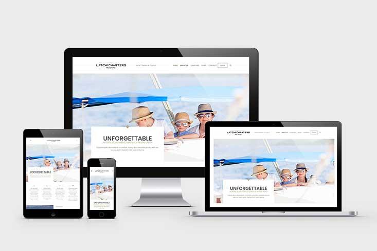 Website design and development in Cyprus | Gecko Design
