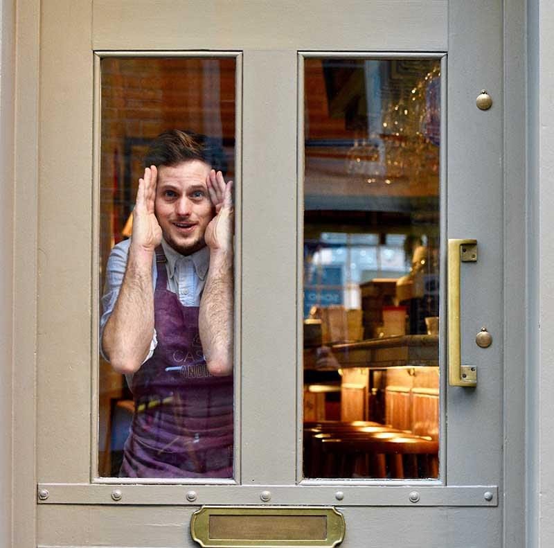 Coronavirus reopening for businesses