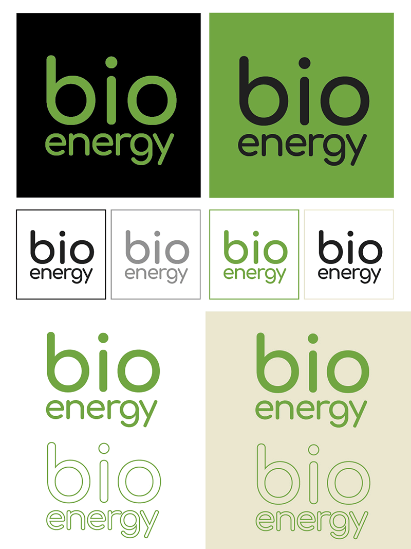 bioenergy cyprus logo design by gecko